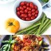 Pesto Zucchini Tomato Gratin