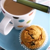 Gluten-Free Wheat-Free Carrot Cake Muffins