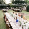 Handcrafted Mismatched Backyard Wedding