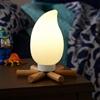 Campsite Nightlight Brings Bonfire to Kid's Room