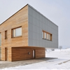 Spacious Single-Family Home in Slovenia Built on a Compact 33 Square Meter Footprint
