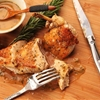 Easy Pan-Roasted Chicken Breasts With Lemon and Rosemary Pan Sauce