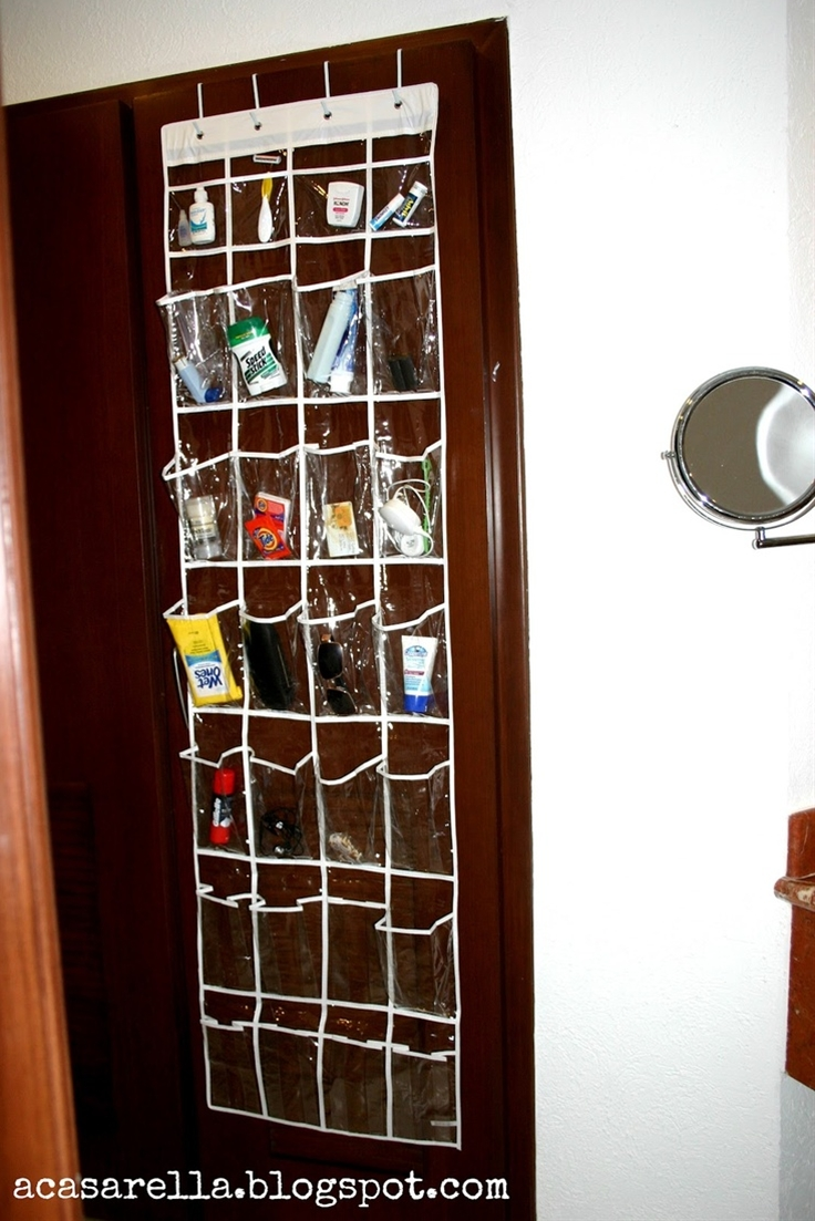 Prior to the cruise I consulted with an experienced cruiser who recommended this as a way to keep the cabin organized.