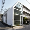 Yuko Nagayama's cafe and sweet shop wraps around a tree