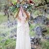 Glam Winter Bridal Inspiration
