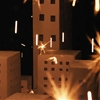Director Jonathan Irwin burns 250 hand-made model buildings in Aqualung music video