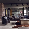 Fabulous Marvel Heroes Themed House With Cement Finish and Industrial Feel