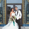 Elegant Modern Wedding at the Asian Art Museum