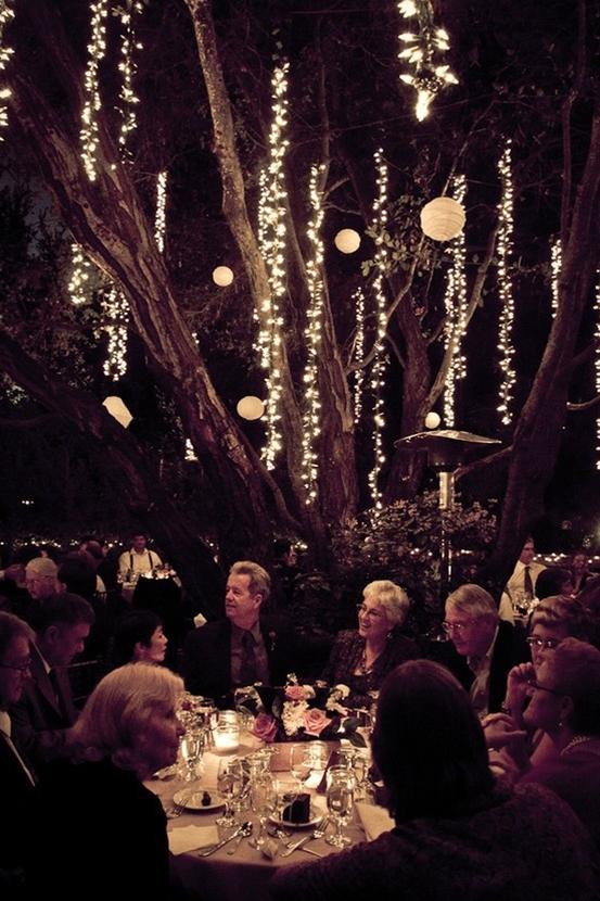 wedding parties and light wedding.