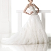 "Pronovias Launches Dazzling ""Crystal"" Collection of Wedding Dresses"