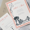 Eclectic Pink and Coral Philadelphia Wedding