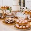Gold Glam Vineyard Wedding in Virginia