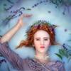 Ophelia's Garden (3) by Jessica Drossin