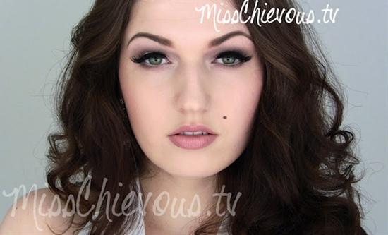Marilyn Monroe inspired Makeup - follow the link for a video tutorial!