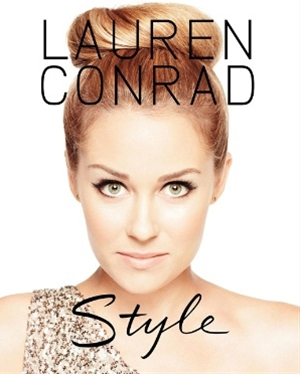 by Lauren Conrad.