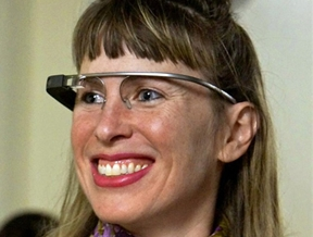 "Google Glass wearer attacked in San Francisco  and accused of ""killing"" the city"