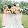 Romantic Garden Party Style Wedding