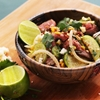 Steak and Corn Salad With Tomatillos and Ancho-Chili Vinaigrette
