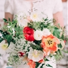 Bouquet Breakdown: Modern + Romantic Spring Wedding Inspiration