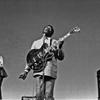 B.B. King, Los Angeles, 1970.