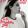 "Angelina Jolie Covers The Hollywood Reporter, Talks ""By the Sea"""