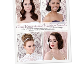 Vintage Hairstyles from HRST Books + A Discount!