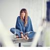Caroline de Maigret is Parisian Chic for Matches Fashion Magazine