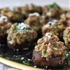 Recipe: Sausage Stuffed Mushrooms — Appetizer Recipes from The Kitchn