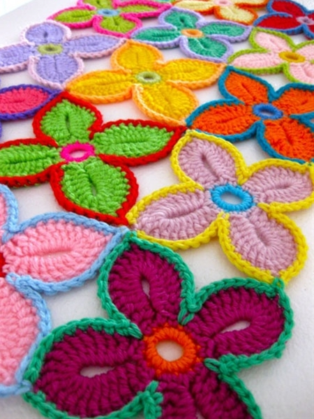 Hawaiianflowers Crochet