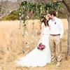 Berry Toned Spring Wedding Editorial