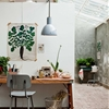 Steal This Look: A Botanically Inspired Workspace