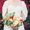 Huron Substation Wedding Full of Color