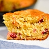 Orange and Cranberry Cornbread