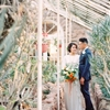 Greenhouse Garden Wedding Inspiration