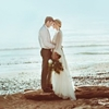 Lincoln City Beach Wedding Editorial