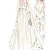 Angelina Jolie Weds in Atelier Versace