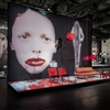 Moooi's Milan 2015 exhibition is captured in a 360-degree virtual showroom