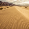 Sand Dune Death Valley Next to Stovepipe Wells, the north...
