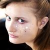 Starry-eyed makeup by Shiseido at A Détacher Spring/Summer 2015