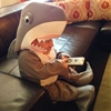 Got a little to excited for the shark week. #9gag