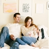 Cozy Engagement Session with Saffron Avenue