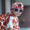 Serious pizza swag… #9gag