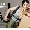 Naomi Preizler Gets Moving for Bazaar China Shoot by Shxpir