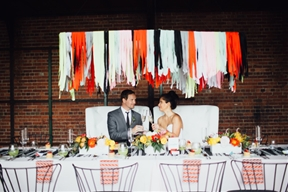 Urban Brunch Wedding Ideas