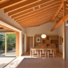 House of Nagahama by Takashi Okuno frames five courtyard gardens