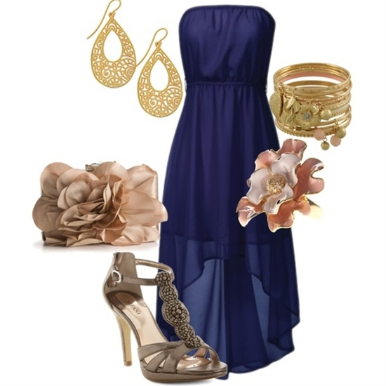 Summer Wedding, created by pieridae on Polyvore