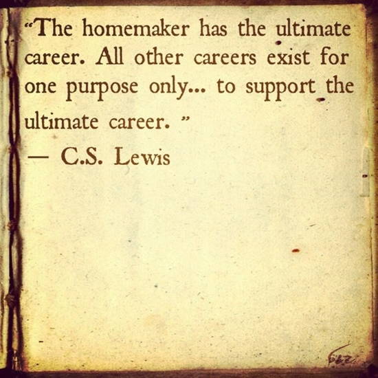 Just one more reason to love C.S. Lewis
