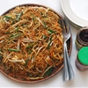 Stir-Fried Chow Mein With Four Vegetables