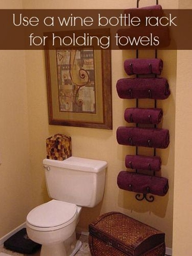 Great for small bathrooms and gives a very elegant look