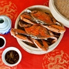 Steamed Crab With Chinkiang Vinegar and Ginger